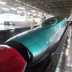休日は仙台駅に新幹線の見学に行こう!平日でもいいけど