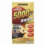 アンラビリゴールド 360錠 最安値比較