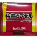 ウチダ和漢薬 牛黄カプセル 最安値比較