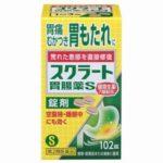 スクラート胃腸薬S 錠剤 102錠 最安値比較